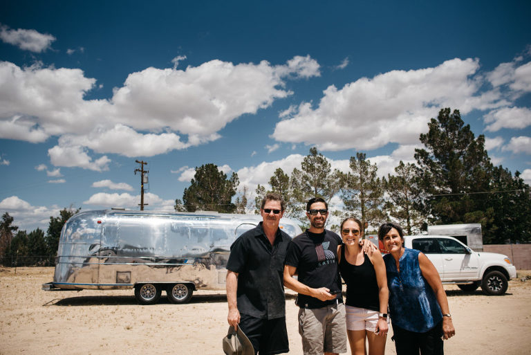 How we turned our Airstream into a mobile Beer Bar
